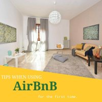 10 Tips when using AirBnB, for the First Time.