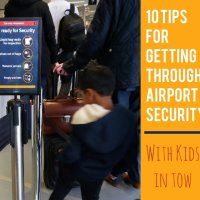 10 Top Tips to Get through Airport Security